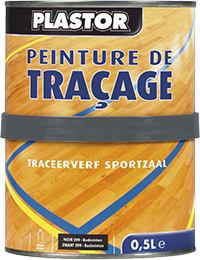 peinture de traçage pour salle de sport